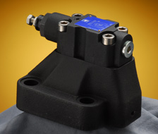 Subplate Mounted PR*SP valves