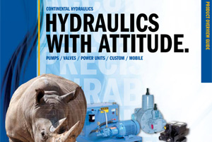 Continental Hydraulics Hydraulics with Attitude